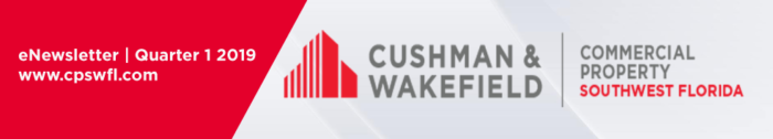 Cushman & Wakefield   Commercial Property Southwest Florida Q2 Newsletter