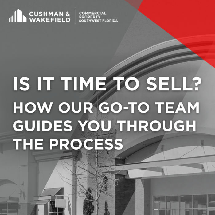Is it Time to Sell? How our Go-To Team guides you through the process.