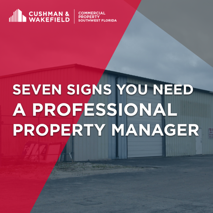 7 Signs You Need a Professional Property Manager