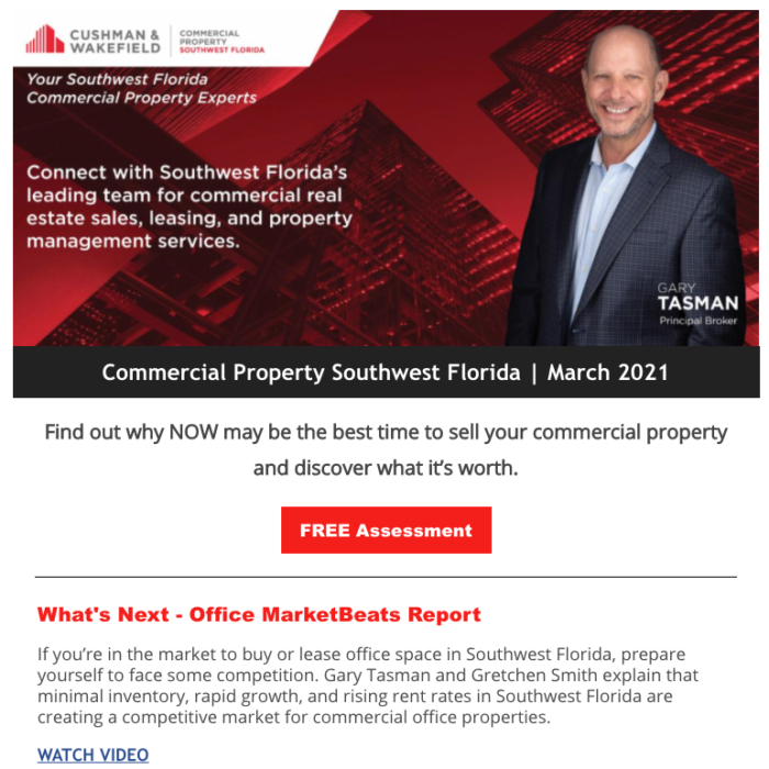 CPSWFL March 2021 Newsletter