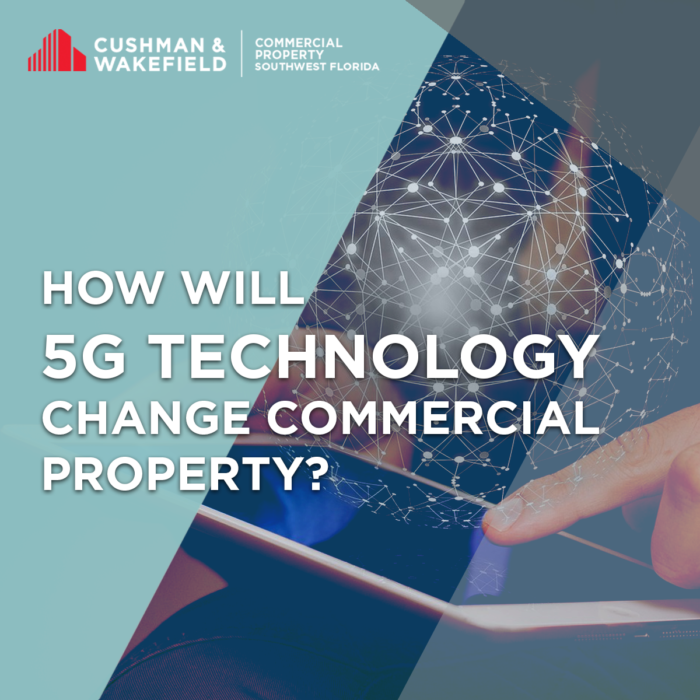 How will 5G technology change commercial property?