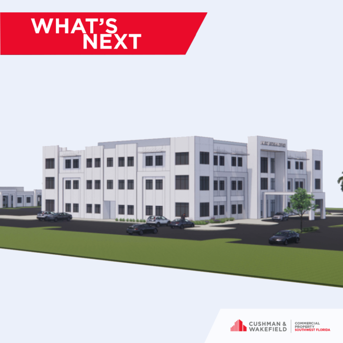 What's Next, Ep. 22: SWFL Q1 2021 Medical Office MarketBeats